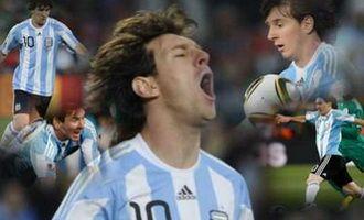 Simply the best! Messi a gresit doar 19 pase din 84 cu Nigeria! Vezi toate fazele!