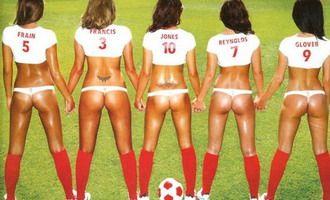 ASTA e cea mai sexy echipa de la Mondial!