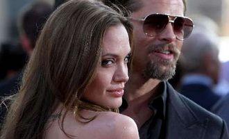 "Angelina Jolie: ""Brad scrie poezii de dragoste!"""