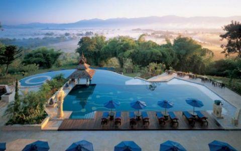 Relaxare de lux: Cele mai spectaculoase piscine din lume FOTO