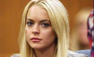 Lindsay Lohan, jumatate de milion de lire pentru 13 zile la inchisoare