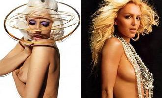 Lady Gaga versus Britney Spears! Cine va fi incoronata pe Twitter?