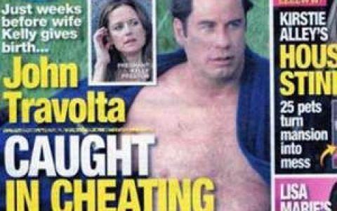 John Travolta este bisexual: si-a inselat sotia cu numerosi barbati!