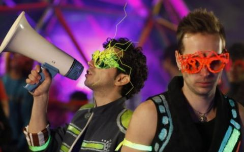Morandi lanseaza in premiera Rock the world la MTV FOTO!