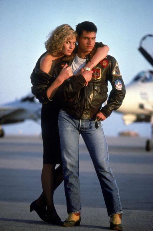 """Partenera lui Tom Cruise din """"Top Gun"""" s-a casatorit cu iubita ei FOTO si VIDEO"""