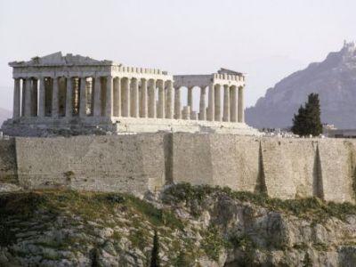 Partenonul de pe Acropole, Grecia