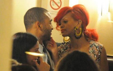 Rihanna si Matt Kemp, iubire pe malurile Senei! BONUS: Paris Fashion Week! FOTO