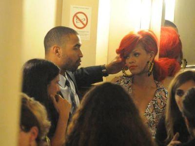 Rihanna si Matt Kemp