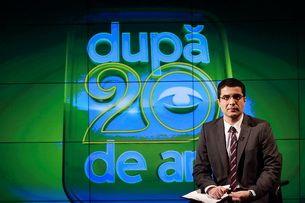 Fostul ministru al Economiei, Adriean Videanu, invitat la  Dupa 20 de ani