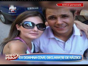 Maria Movileanu, fosta sotie a lui Cove:  Cove m-a lovit de mai multe ori, dar, de rusine, nu am povestit