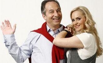 "Cristi Gretcu si Paula Chirila au dansat charleston la ""Dansez pentru tine"""