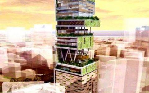 Uite cum arata o resedinta de 1 miliard de dolari. Iti place? FOTO