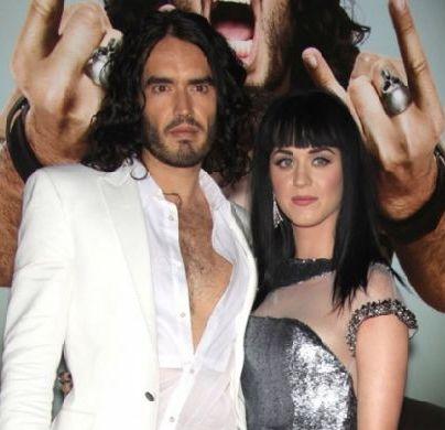 Katy Perry si nunta ei zgomotoasa cu Russell Brand = Amenzi pentru hotelul din India FOTO