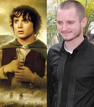 Elijah Wood, hobbitul Frodo din  Stapanul inelelor , sedus de... Twitter