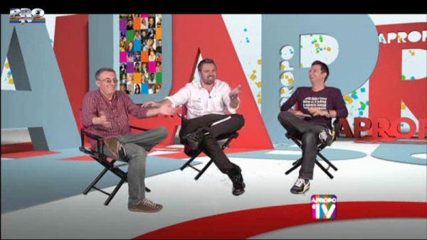 """Dan Teodorescu si Horia Brenciu despre videoclipul """"Doar doua cuvinte"""" a trupei Taxi"""
