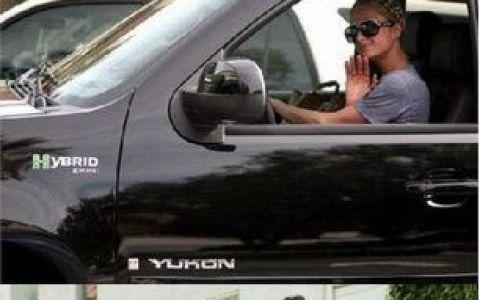 Vedetele de la Hollywood si masinile lor Eco  FOTO