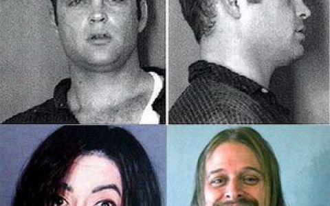 14 fotografii ale celebritatilor, la sectia de politie! SUPER FOTO