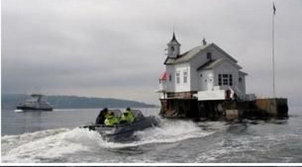 Curiozitati: Cea mai izolata casa din lume! GALERIE FOTO