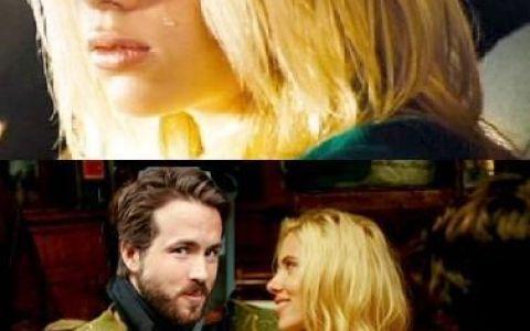 Scarlett Johansson, in lacrimi la cina cu fostul ei sot!