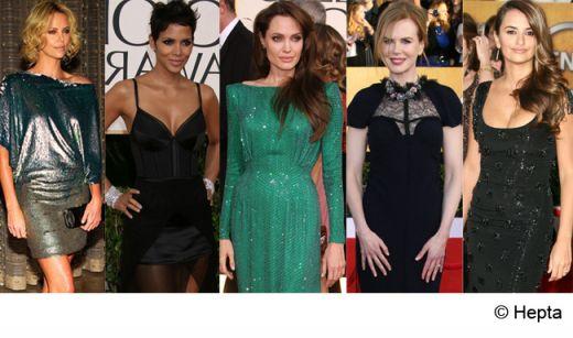 Sexy si extrem de talentate: 5 actrite care au castigat Oscarul!
