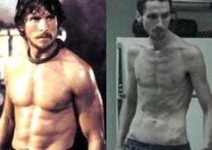 Christian Bale a slabit 20 de kg pentru a castiga OSCARUL! Vezi transformarea incredibila a actorului! FOTO