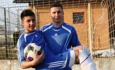O echipa din Romania poate ajunge in Cartea Recordurilor: tatal si fiul, coechipieri!