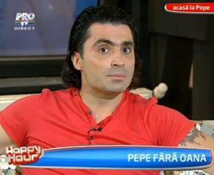 Pepe a dezvaluit mesajele lui Tudy catre Oana:  Cat te iubesc, baby, esti viata mea!