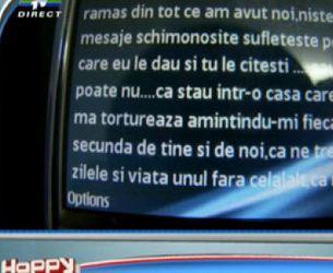 Oana Zavoranu il implora pe Pepe sa se intoarca la ea! Vezi ce sms-uri ii trimitea