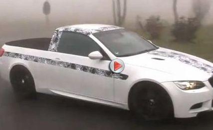VIDEO: Ceva ce nu-ti puteai imagina vreodata! Vezi in ce HAL poate arata un BMW PAPUC!