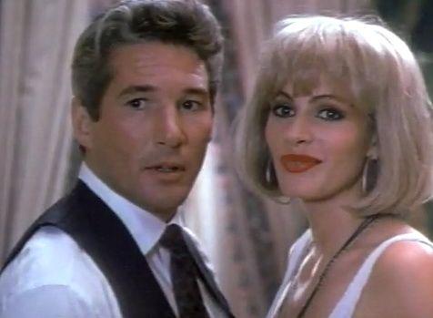 Julia Roberts si Richard Gere, locul trei in top Cele mai romantice cupluri din filme! Vezi cine e pe locul intai! VIDEO