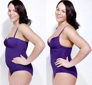 Costumul de baie care inlocuieste dieta!