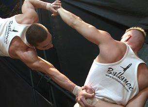 Trupa Ballance si-a sacrificat copilaria pentru gimnastica! INTERVIU EXCLUSIV