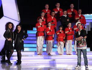 VEZI reactiile finalistilor de la Romanii au Talent! VIDEO EXCLUSIVE