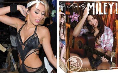 Miley Cyrus are o papusa gonflabila cu numele ei! GALERIE FOTO