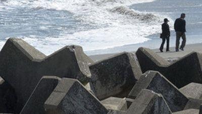 Valurile ucigase de tsunami au atins 38 de metri inaltime!