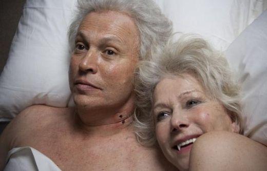 VIDEO Cum ar arata clasicul When Harry Met Sally cu vampiri: parodie nebuna cu Billy Crystal si Helen Mirren! :)
