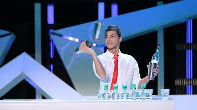 Juriul a ramas FARA CUVINTE! Valentin Luca, jonglerii spectaculoase in semifinala! VIDEO