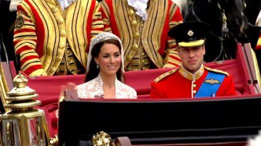 Peste un milion de romani au participat la nunta regala de la Londra alaturi de Pro Tv
