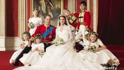 Cele mai frumoase momente din timpul nuntii printului William cu Catherine! FOTO
