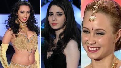 Top 10 cele mai sexy concurente de la  Romanii au talent ! Voteaza si tu!  FOTO