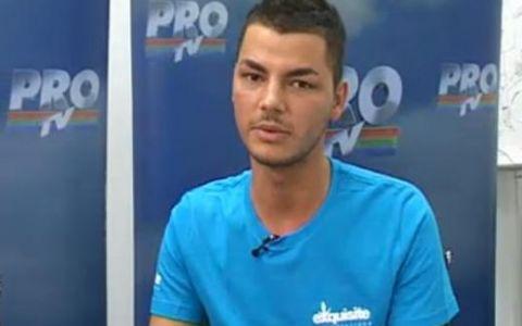 Valentin Luca la videochat:  Tutu e un baiat linistit si talentat, isi merita premiul!