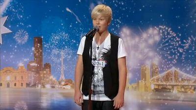 Vezi cum canta Justin Bieber de la  Australian`s Got Talent ! VIDEO