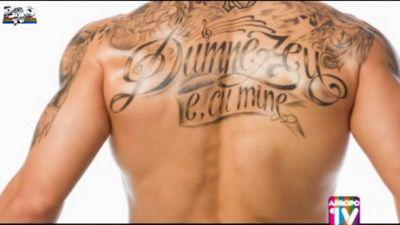 Apropo Tv iti arata cele mai  bestiale  tatuaje ale vedetelor! VIDEO