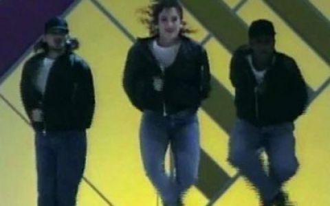 Jennifer Lopez, stanjenita in emisiunea lui Jay Leno: vezi care a fost primul ei job! SUPER VIDEO