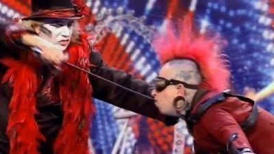 Clipe de groaza la Britain`s Got Talent! Vezi VIDEO!