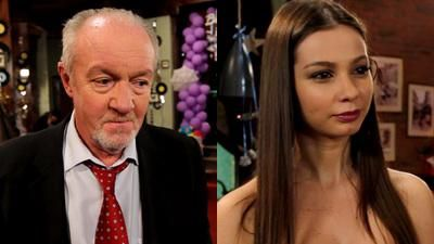 Iuliana Luciu si Vladimir Gaitan, tristi la despartirea de serialul  Mostenirea