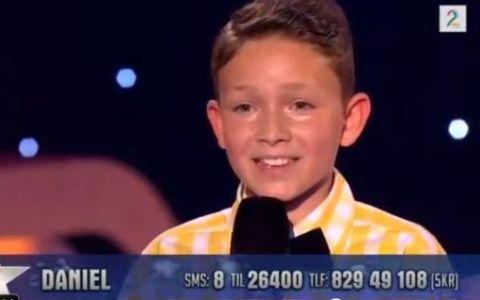 Daniel J. Emlrhari, cel mai talentat norvegian: vezi cum il imita pe Michael Jackson! VIDEO