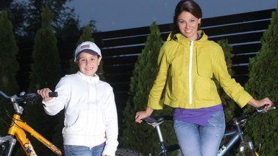 Oana Cuzino:  Pedeapsa a fost o vara fara bicicleta