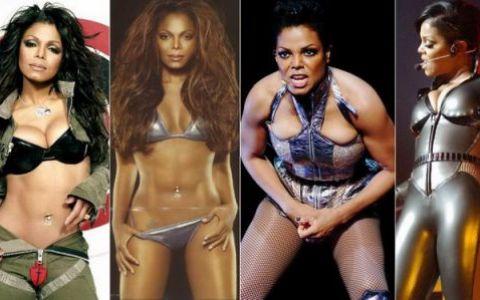 Janet Jackson - o viata de suferinta din cauza restrictiilor alimentare! Vezi cum s-a luptat cu kilogramele!