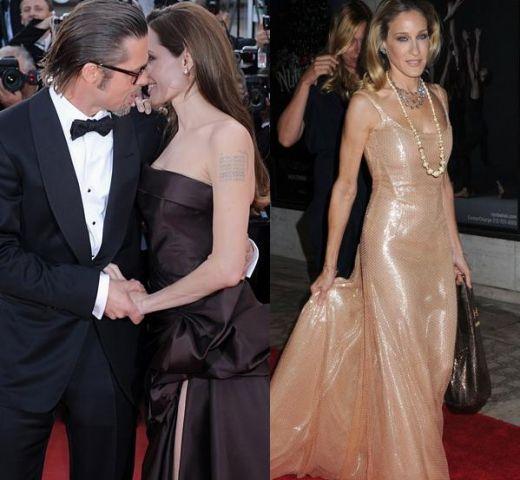 Angelina Jolie si Sarah Jessica Parker, cele mai bine platite actrite din lume. Ce femei au dat lovitura in 2011!